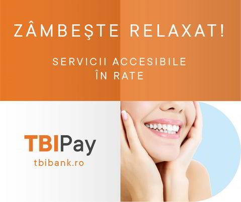 Dental services with payment in installments